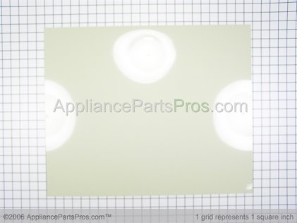 GE Dishwasher Door Panel Insert, Black/almond WD27X509 from AppliancePartsPros.com