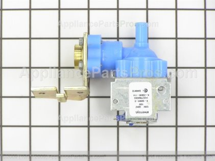 GE Dishwasher Water Inlet Valve WD15X93 from AppliancePartsPros.com