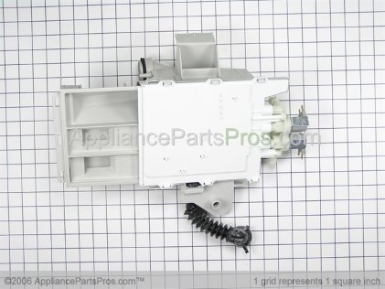 GE Dispenser As WH41X10057 from AppliancePartsPros.com