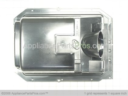 GE Display Recess (black) WR17X10517 from AppliancePartsPros.com