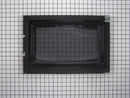 GE Door Asm-Black WB56X10384 from AppliancePartsPros.com