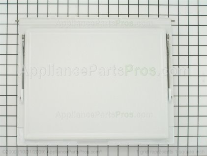 GE Door Foam Asm Cmk Wh WR17X11291 from AppliancePartsPros.com