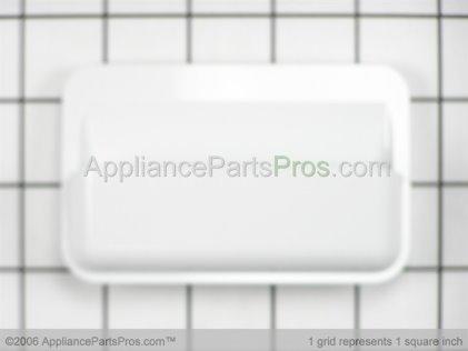 GE Door Handle, White WE01X10013 from AppliancePartsPros.com