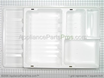 GE Door Inner Ff WR77X644 from AppliancePartsPros.com