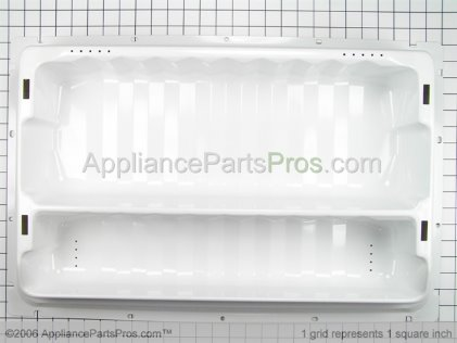 GE Door Inner Freezer WR77X550 from AppliancePartsPros.com
