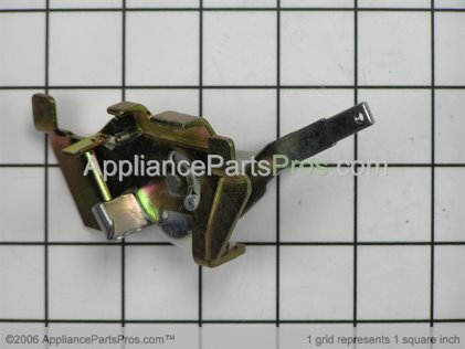 GE Door Latch Assembly WD13X10003 from AppliancePartsPros.com