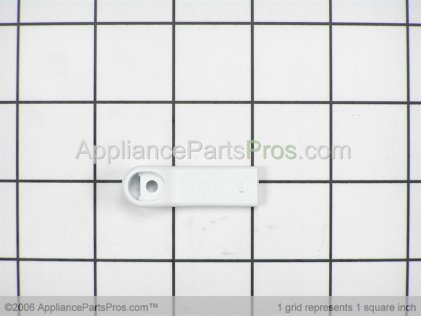 GE Door Latch Handle Knob (white) WD9X352 from AppliancePartsPros.com