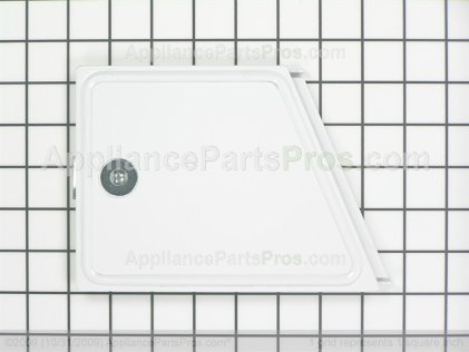 GE Door Meter Case Wh WH42X2507 from AppliancePartsPros.com
