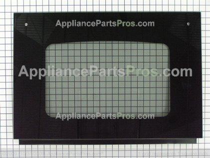 GE Door Otr Asm 30 (bk) WB56T10306 from AppliancePartsPros.com