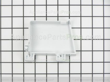 GE Door Shelf End Cap WR2X8699 from AppliancePartsPros.com