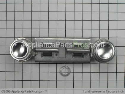 GE Double Burner Kit WB16K10026 from AppliancePartsPros.com