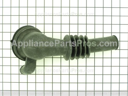 GE Drain_hose WH41X10131 from AppliancePartsPros.com