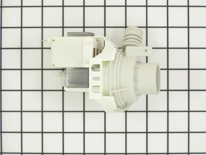 GE Drain Pump Assy WD26X10021 from AppliancePartsPros.com