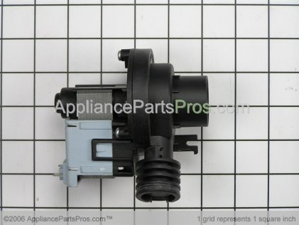 GE Drain Pump & Seal WD19X10018 from AppliancePartsPros.com