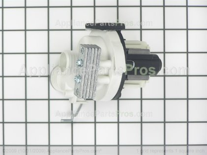 GE Drain Pump WD35X10064 from AppliancePartsPros.com
