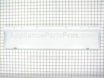 GE Drawer Panel (white) WB39K3 from AppliancePartsPros.com