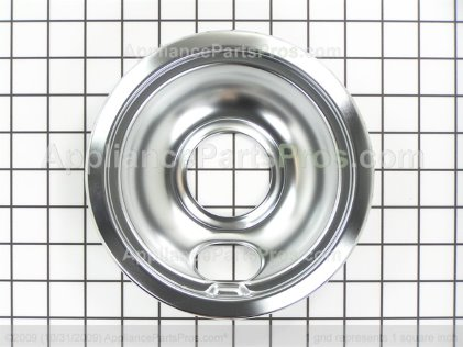 "GE Drip Pan 6"" WB32X10017 from AppliancePartsPros.com"