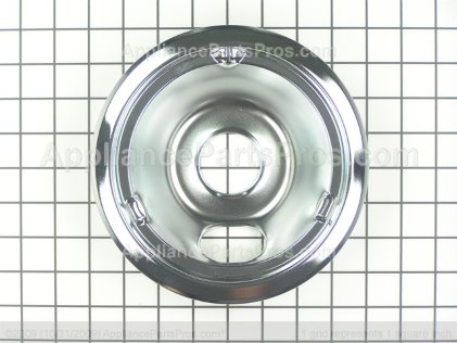 GE Drip Pan WB31K5024 from AppliancePartsPros.com