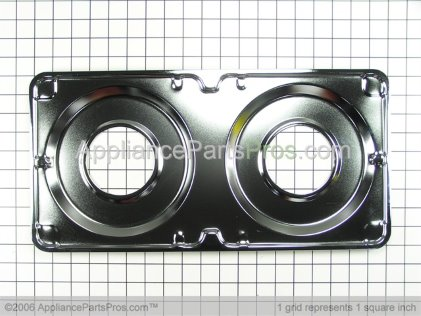 GE Drip Pan WB32X102 from AppliancePartsPros.com