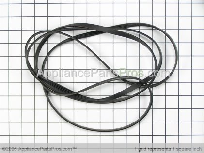 GE Drive Belt WE12X49P from AppliancePartsPros.com
