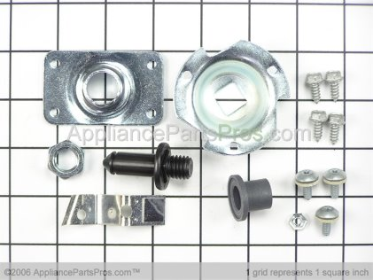 GE Drum Shaft and Bearing Kit WE25X205 from AppliancePartsPros.com