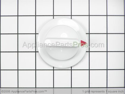 GE Dryer Timer Knob WE1X1263 from AppliancePartsPros.com