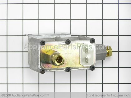 GE Dual Thermal Gas Valve WB21X10036 from AppliancePartsPros.com