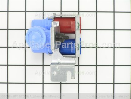 GE Dual Water Valve WR57X10055 from AppliancePartsPros.com