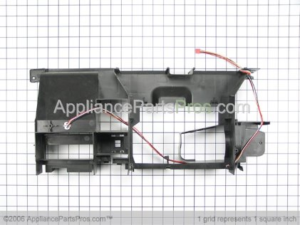 GE Duct-Upper WB26X10091 from AppliancePartsPros.com