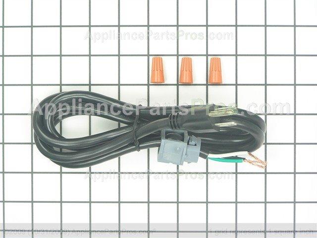 Ge Wx09x70910 Dw Power Cord 5 4 Appliancepartspros Com