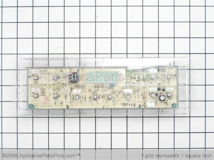 GE Electronic Control Board WB27K10355 from AppliancePartsPros.com