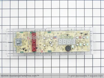 GE Electronic Control Board WB27X10311 from AppliancePartsPros.com