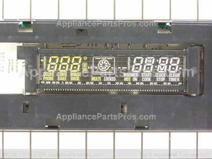 GE Electronic Oven Control Board WB27K10123 from AppliancePartsPros.com