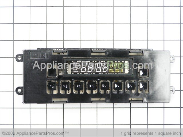 ge wb27t10083 electronic oven control appliancepartspros com