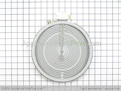 GE Large Haliant Element WB30T10044 from AppliancePartsPros.com