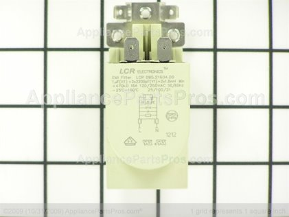 GE Emi Filter WH41X10298 from AppliancePartsPros.com