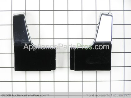 GE End Cap Kit WB15X5189 from AppliancePartsPros.com