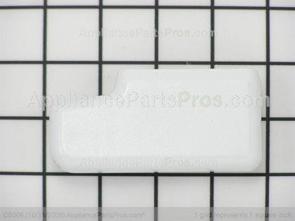 GE End Cap Kit Wht WR02X11427 from AppliancePartsPros.com
