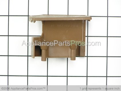 GE End Cap Left WR2X6384 from AppliancePartsPros.com