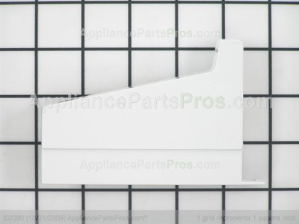 GE End Cap-Lt-White WB36K5411 from AppliancePartsPros.com