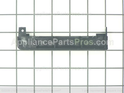 GE End Cap-Rt-Blk-Control WB36K5520 from AppliancePartsPros.com