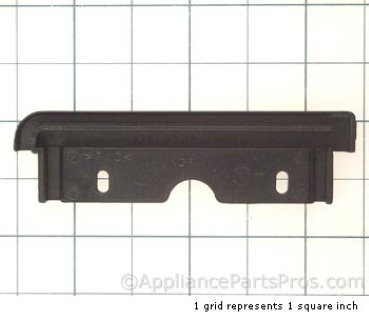 GE End Cap Supt WE19M987 from AppliancePartsPros.com