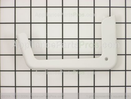 GE Endcap, Right WB7X7146 from AppliancePartsPros.com