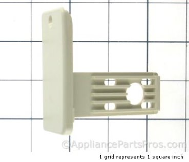 GE Endcap Rt Ad WB7X7335 from AppliancePartsPros.com