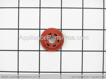 GE Evaporator Fan Motor Grommet WR02X12008 from AppliancePartsPros.com
