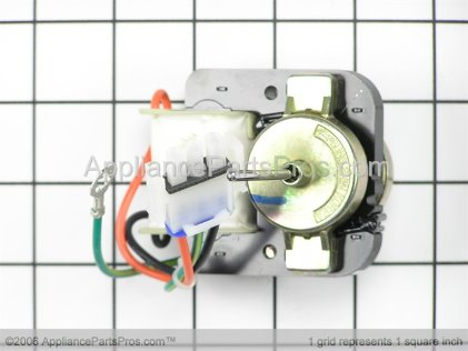 GE Evaporator Fan Motor WR60X10172 from AppliancePartsPros.com
