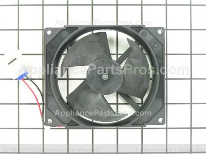 GE Evaporator Fan Motor WR60X10184 from AppliancePartsPros.com