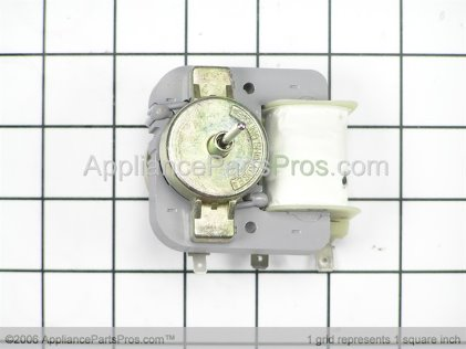 GE Evaporator Fan Motor WR60X162 from AppliancePartsPros.com