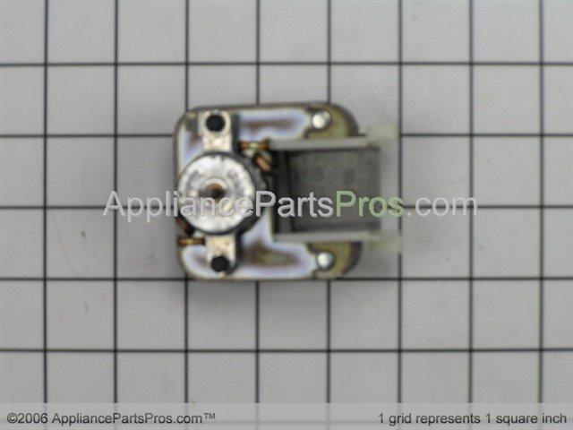 Ge wr60x230 evaporator fan motor for Ge refrigerator evaporator fan motor replacement