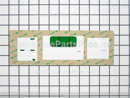 GE Faceplate WB27T10515 from AppliancePartsPros.com